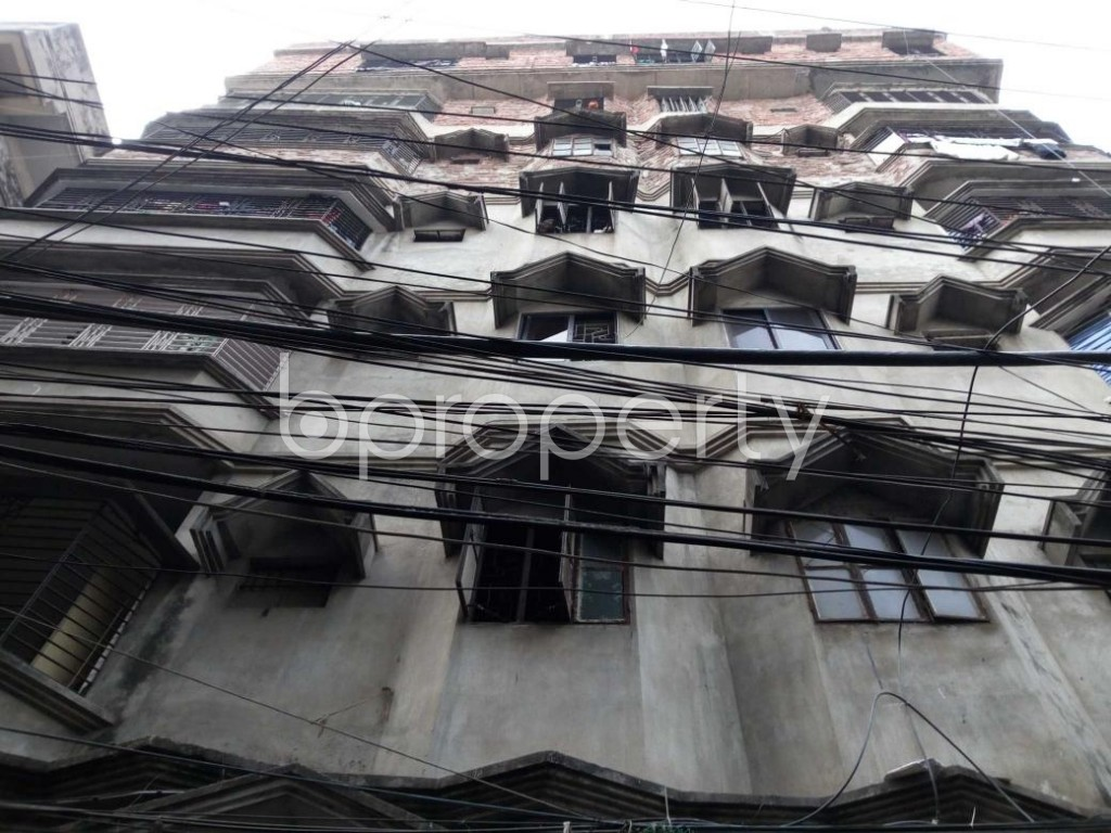 Front view - 2 Bed Apartment to Rent in Sutrapur, Dhaka - 1839738