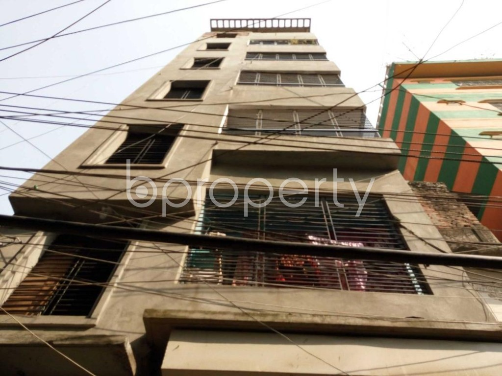 Front view - Shop to Rent in Sutrapur, Dhaka - 1839740