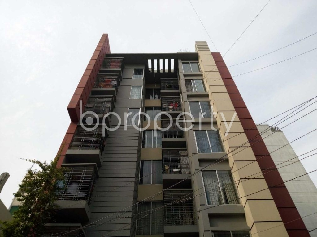 Front view - 3 Bed Apartment to Rent in Uttara, Dhaka - 1839741