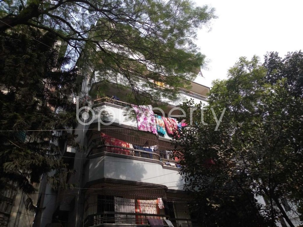 Outside view - 4 Bed Apartment to Rent in Uttara, Dhaka - 1839743