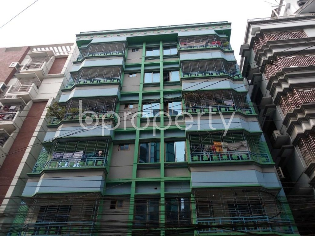 Front view - 2 Bed Apartment to Rent in Uttara, Dhaka - 1839744