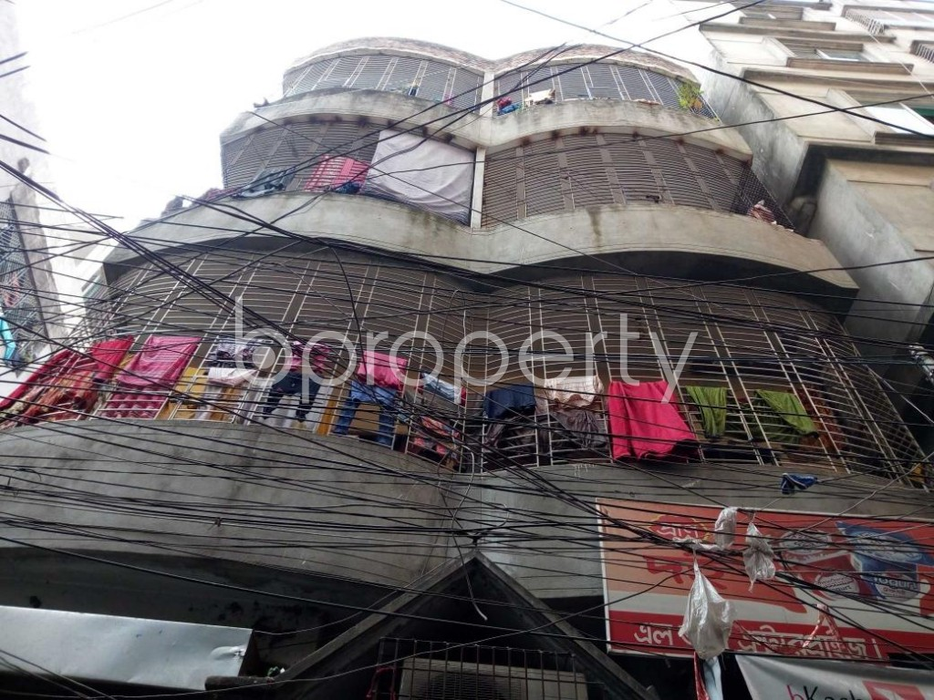 Front view - 2 Bed Apartment to Rent in Sutrapur, Dhaka - 1839748
