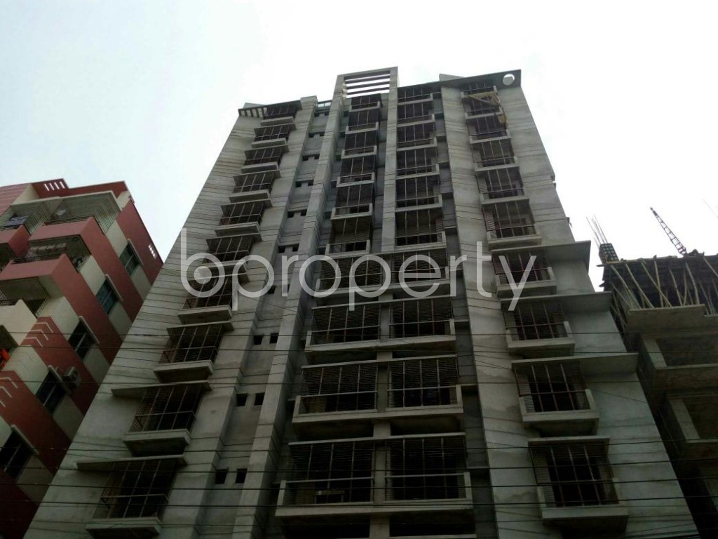 Front view - 3 Bed Apartment for Sale in Jhautola, Cumilla - 1839762
