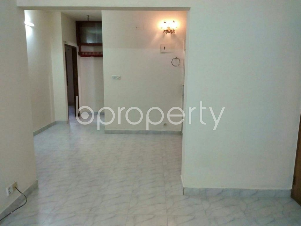 Empty Room - 3 Bed Apartment for Sale in Mohammadpur, Dhaka - 1835262