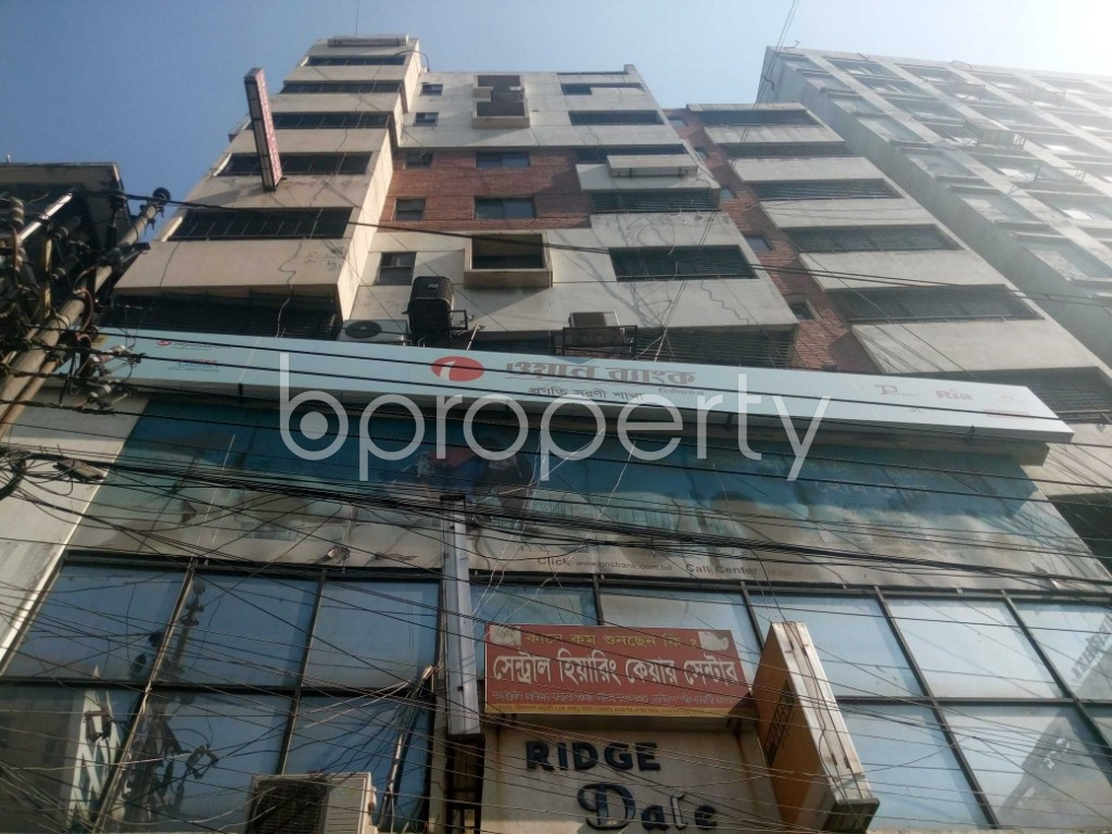Front view - Apartment for Sale in Badda, Dhaka - 1840320