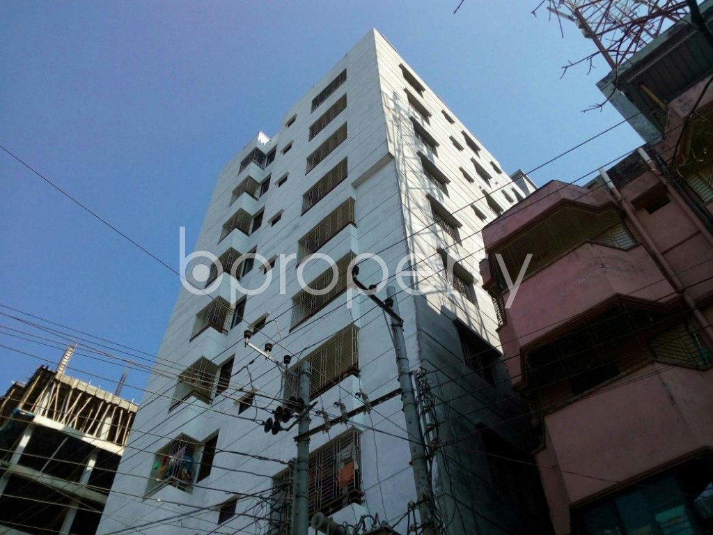 Outside view - 3 Bed Apartment for Sale in Thakur Para, Cumilla - 1840668
