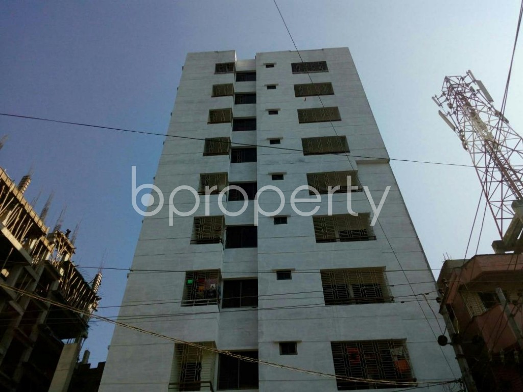 Front view - 3 Bed Apartment for Sale in Thakur Para, Cumilla - 1840669