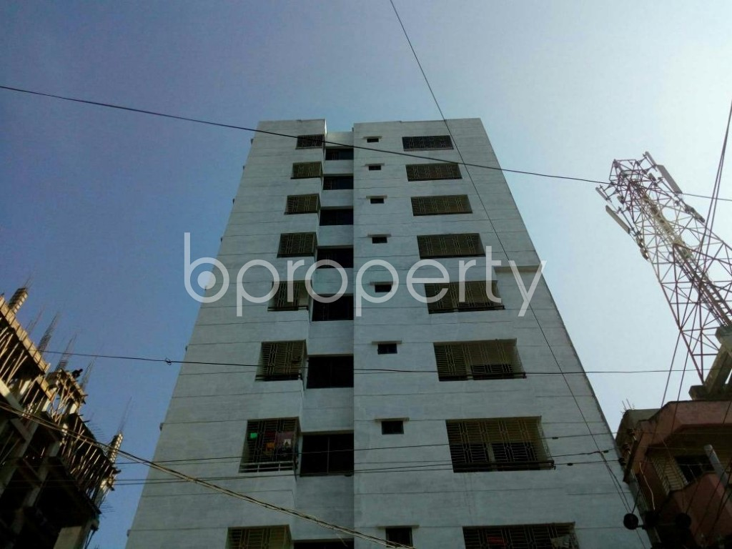 Front view - 2 Bed Apartment for Sale in Thakur Para, Cumilla - 1840734