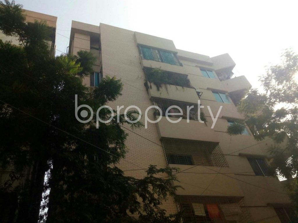 Outside view - 3 Bed Apartment for Sale in Uttara, Dhaka - 1840828