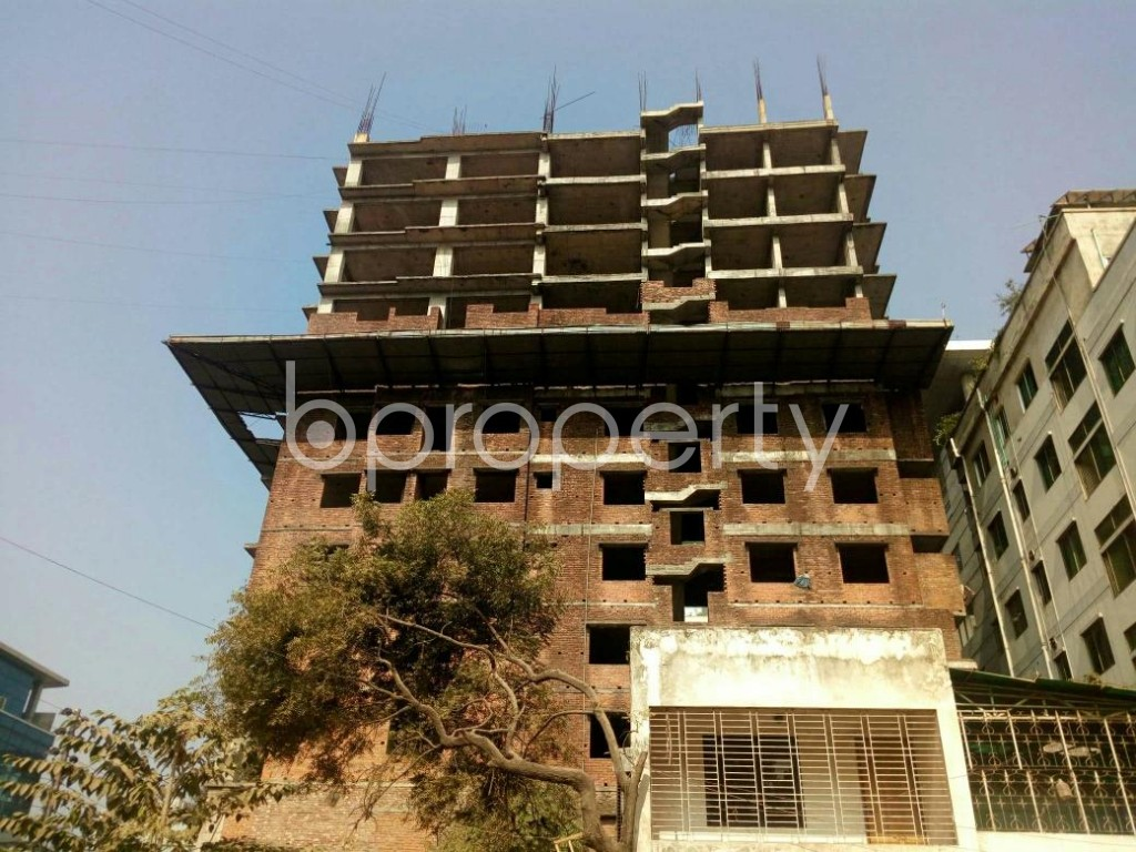 Front view - 7 Bed Building for Sale in Mirpur, Dhaka - 1841161