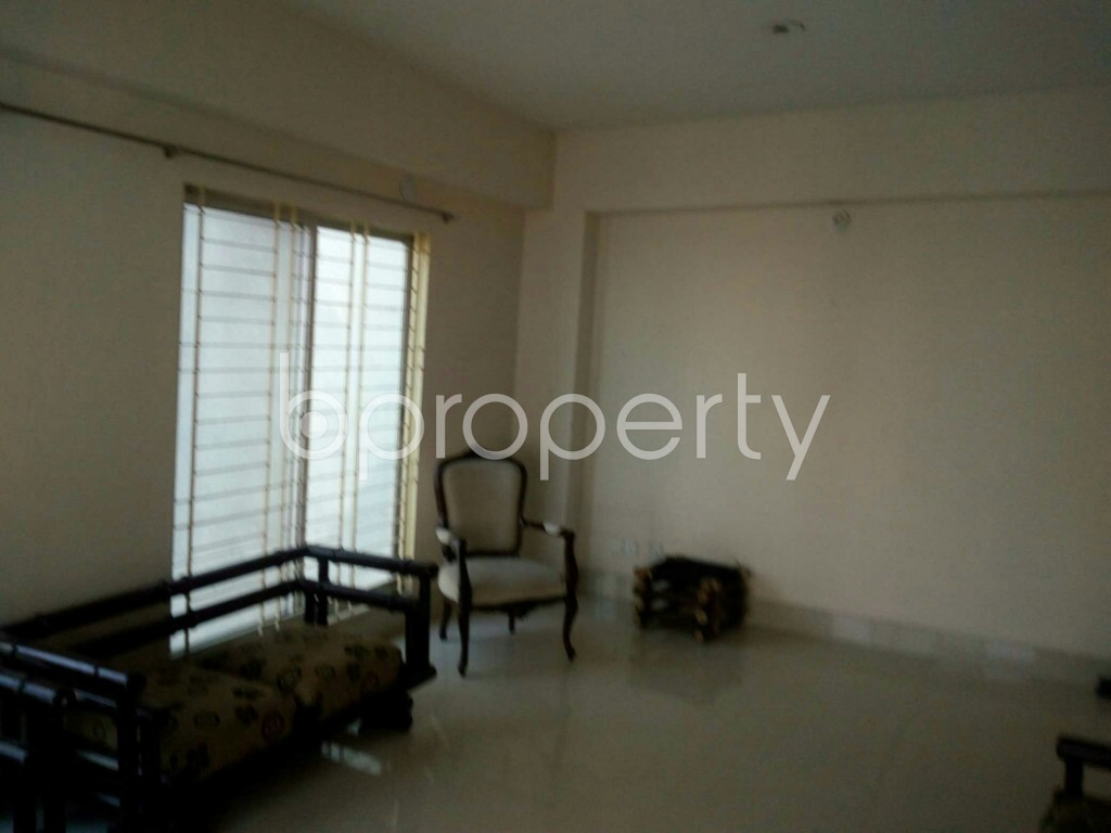 Empty Room - 3 Bed Apartment for Sale in Bashundhara R-A, Dhaka - 1841183