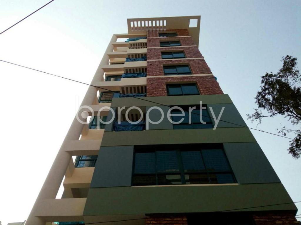 Front view - 6 Bed Duplex to Rent in Uttara, Dhaka - 1841319
