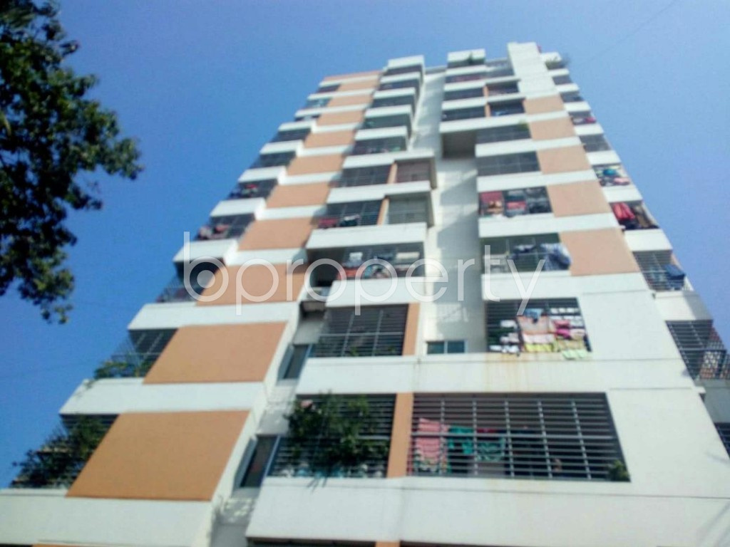 Front view - 3 Bed Apartment for Sale in 4 No Chandgaon Ward, Chattogram - 1841516