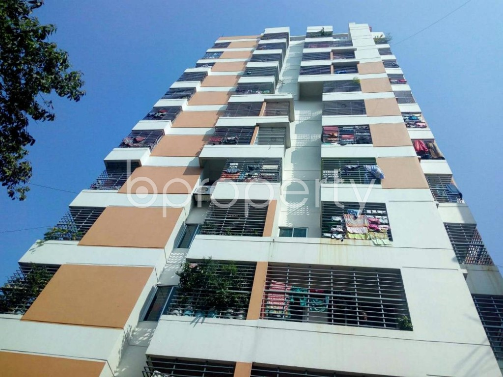 Front view - 3 Bed Apartment for Sale in 4 No Chandgaon Ward, Chattogram - 1841517