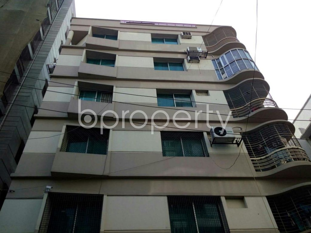 Front view - 2 Bed Apartment to Rent in Lalmatia, Dhaka - 1841827