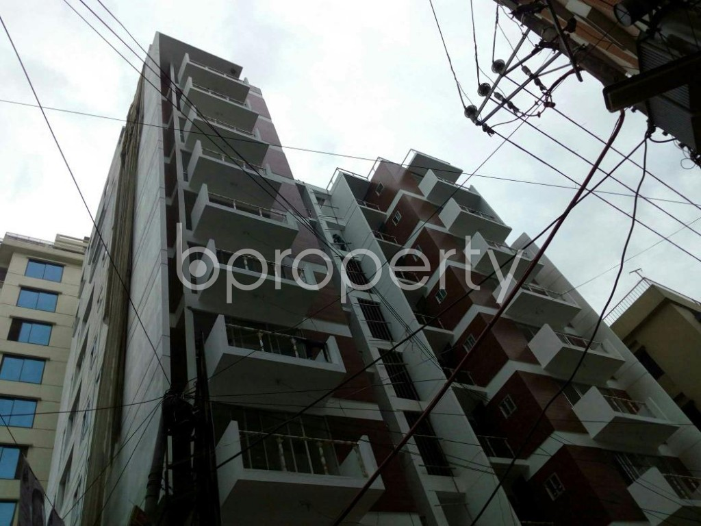 Front view - 3 Bed Apartment for Sale in East Nasirabad, Chattogram - 1842046