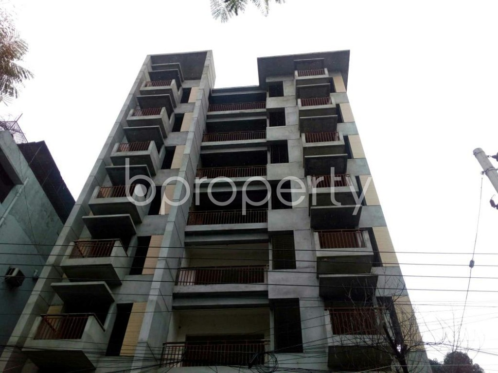 Front view - 21 Bed Building for Sale in Uttara, Dhaka - 1842112