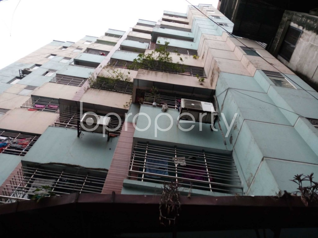 Front view - 3 Bed Apartment for Sale in Jamal Khan, Chattogram - 1842708
