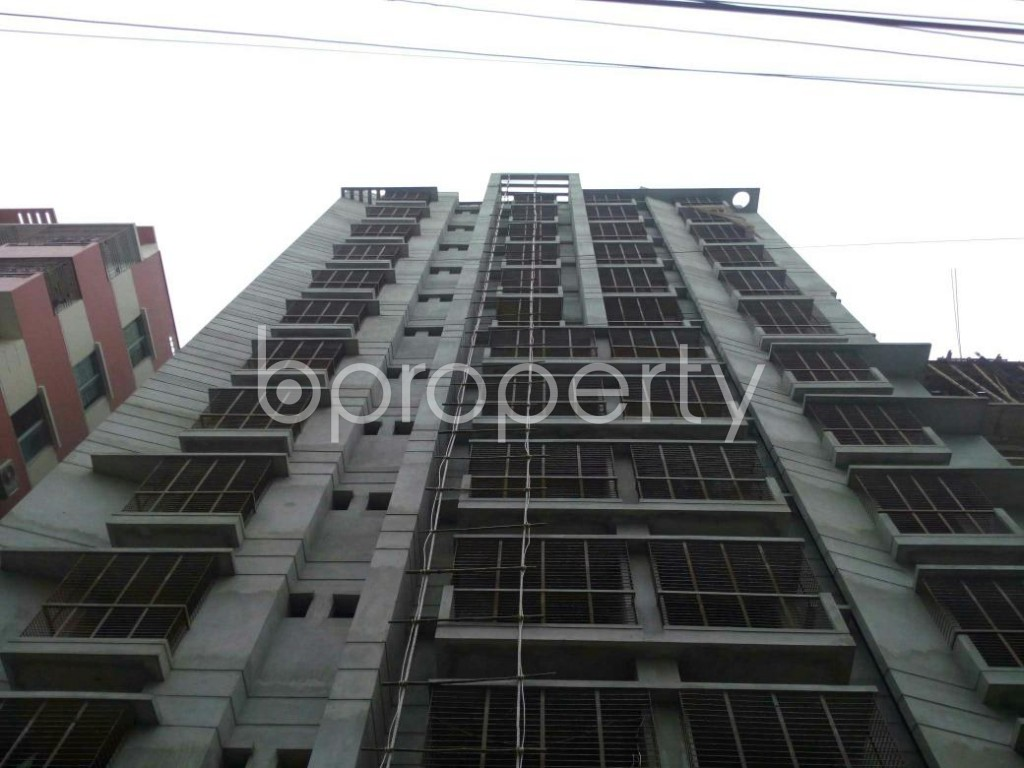Front view - 3 Bed Apartment for Sale in Jhautola, Cumilla - 1842779