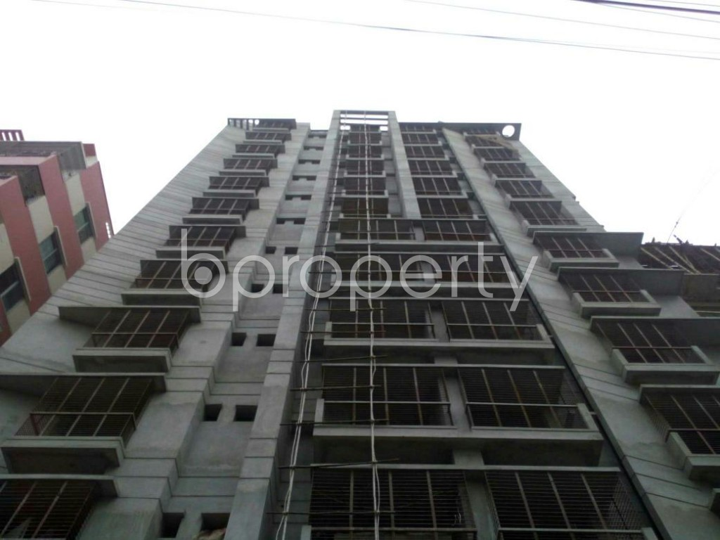 Front view - 3 Bed Apartment for Sale in Jhautola, Cumilla - 1842781
