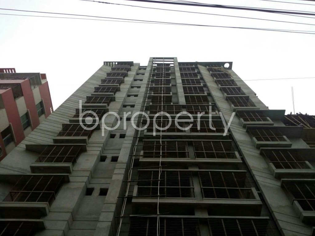 Front view - 3 Bed Apartment for Sale in Jhautola, Cumilla - 1842782