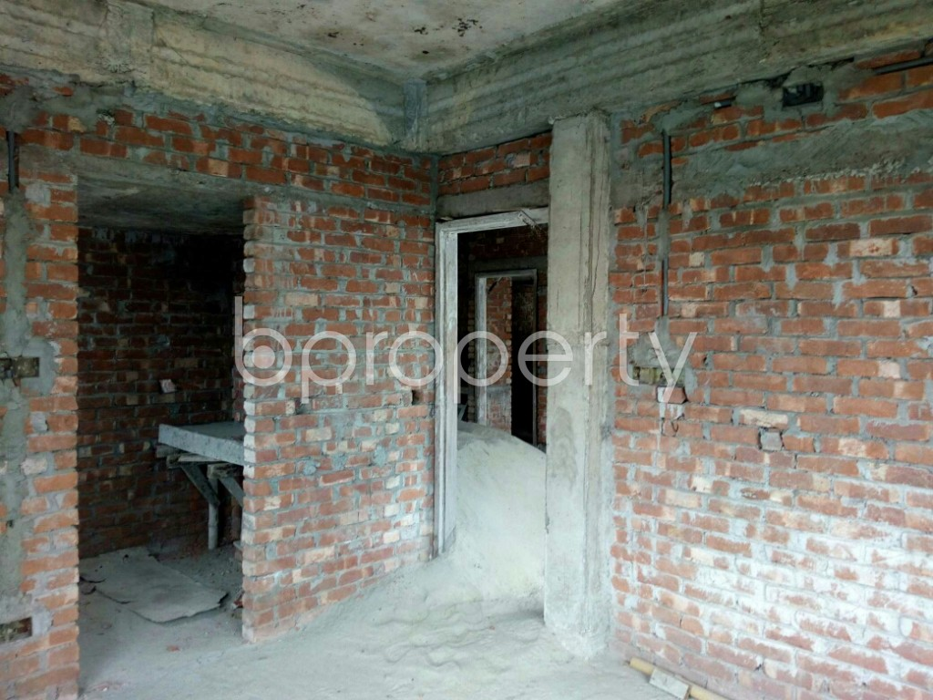Bedroom - 3 Bed Apartment for Sale in Bashundhara R-A, Dhaka - 1842920