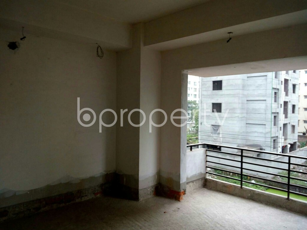 Bedroom - 3 Bed Apartment for Sale in Bashundhara R-A, Dhaka - 1842994