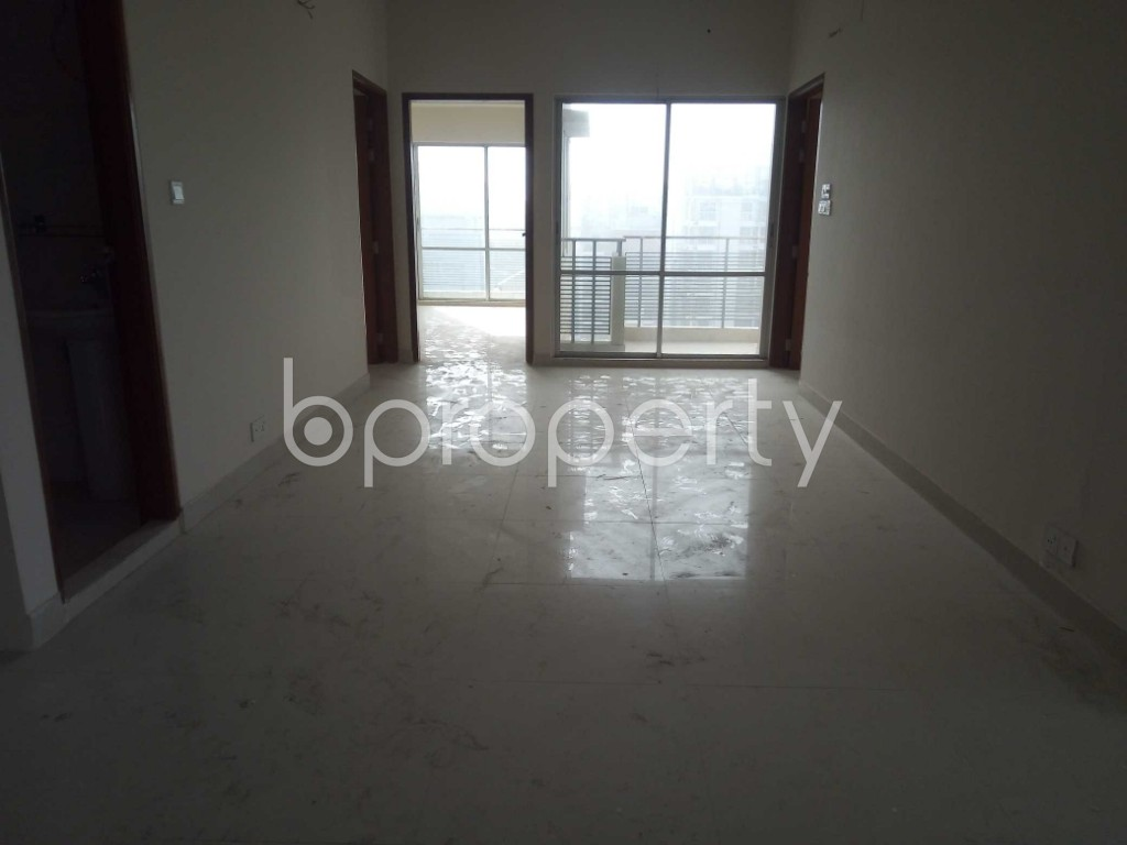 Dining area - 3 Bed Apartment for Sale in Baridhara, Dhaka - 1837130