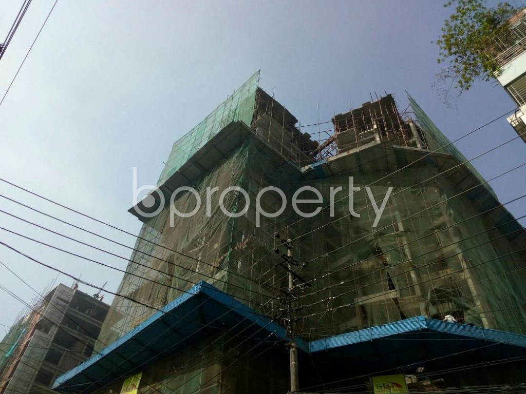 Outside view - 3 Bed Apartment for Sale in Dhanmondi, Dhaka - 1843270