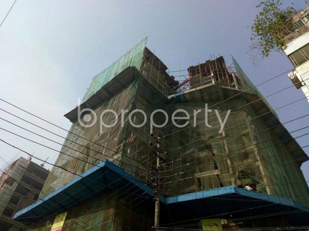 Outside view - 3 Bed Apartment for Sale in Dhanmondi, Dhaka - 1843271