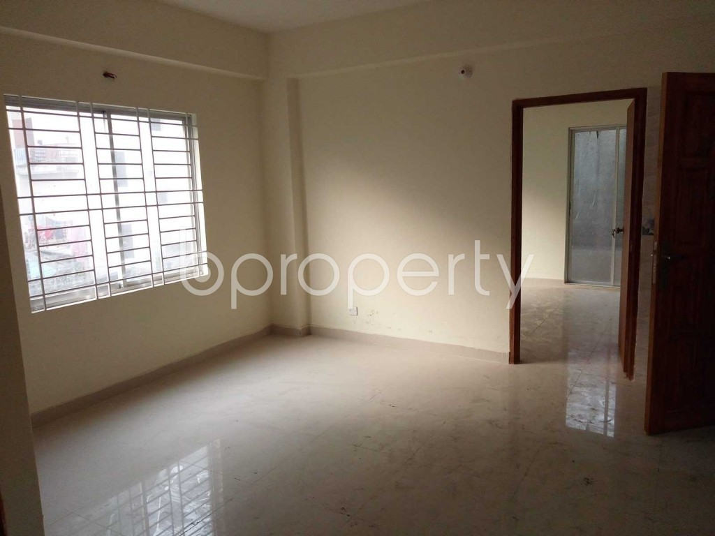 Bedroom - 2 Bed Apartment for Sale in Badda, Dhaka - 1843407