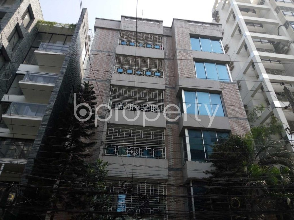 Front view - 5 Bed Duplex to Rent in Uttara, Dhaka - 1843659