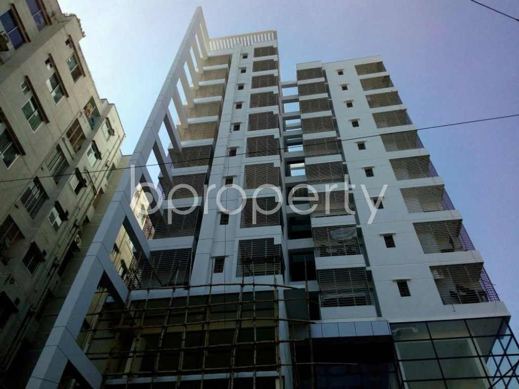 Front view - 3 Bed Apartment for Sale in 4 No Chandgaon Ward, Chattogram - 1844024