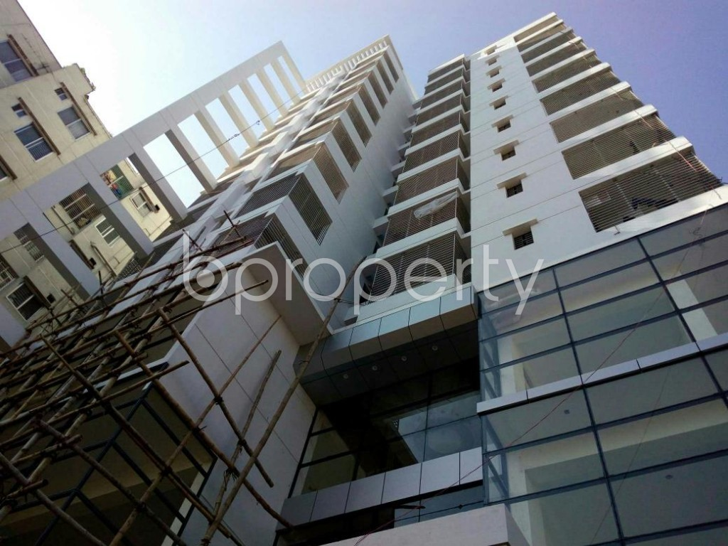 Front view - 3 Bed Apartment for Sale in 4 No Chandgaon Ward, Chattogram - 1844033