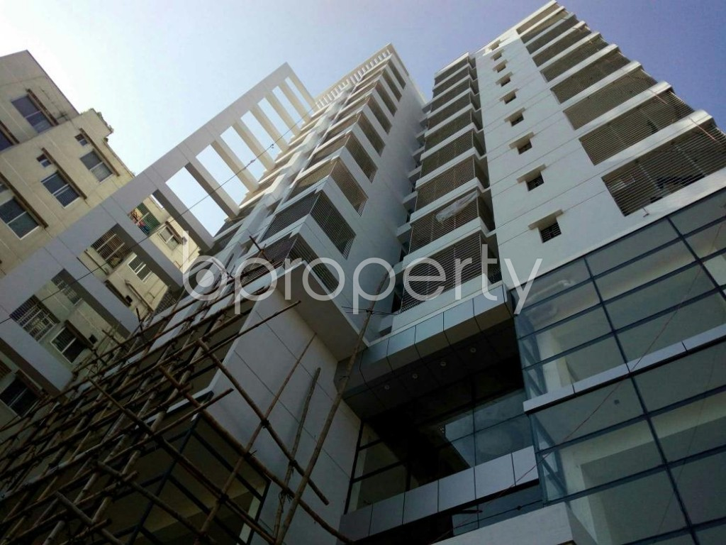 Front view - 3 Bed Apartment for Sale in 4 No Chandgaon Ward, Chattogram - 1844042