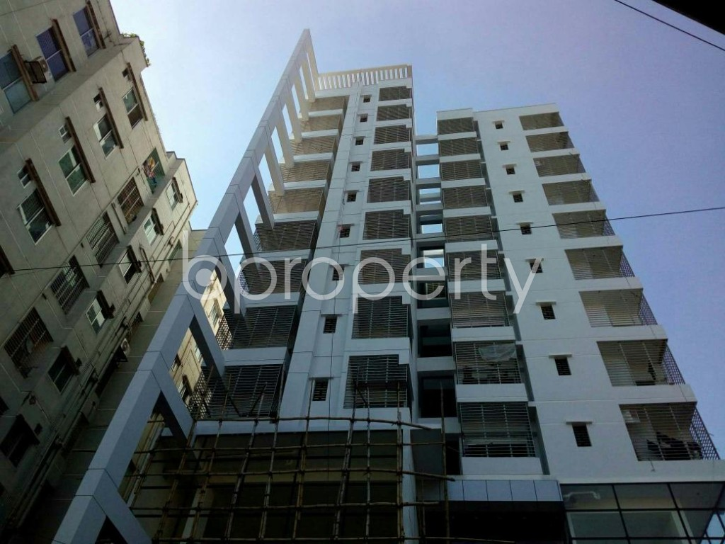 Front view - 3 Bed Apartment for Sale in 4 No Chandgaon Ward, Chattogram - 1844090