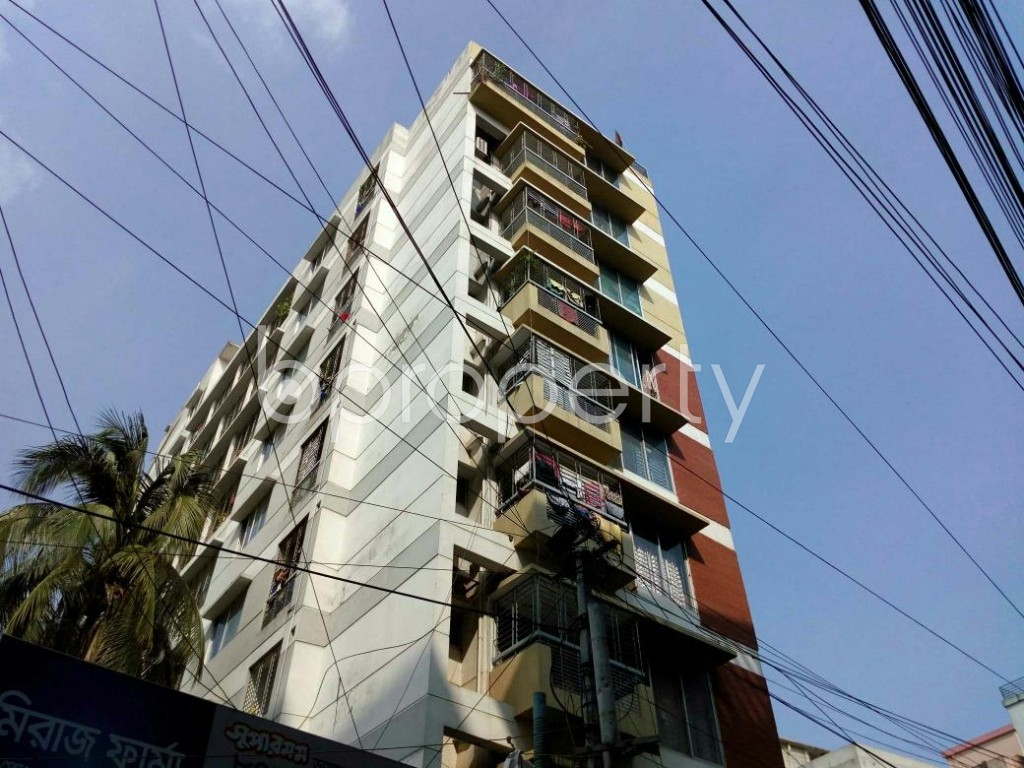Outside view - 3 Bed Apartment for Sale in Dhanmondi, Dhaka - 1844107