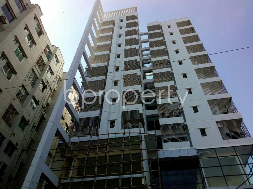 Front view - 3 Bed Apartment for Sale in 4 No Chandgaon Ward, Chattogram - 1844147