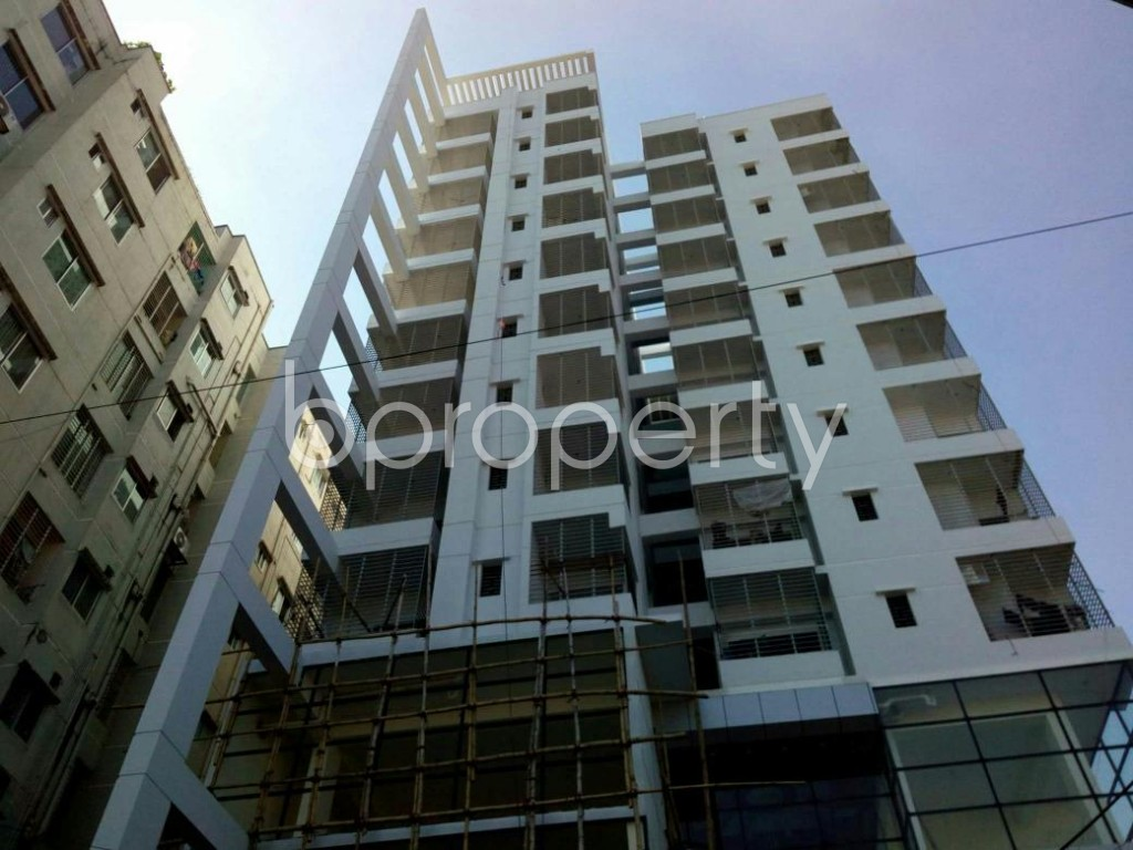 Front view - 3 Bed Apartment for Sale in 4 No Chandgaon Ward, Chattogram - 1844149