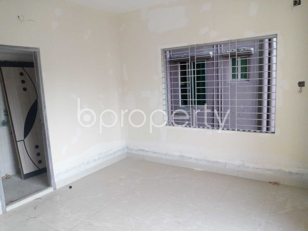 Bedroom - 3 Bed Apartment for Sale in Badda, Dhaka - 1844167