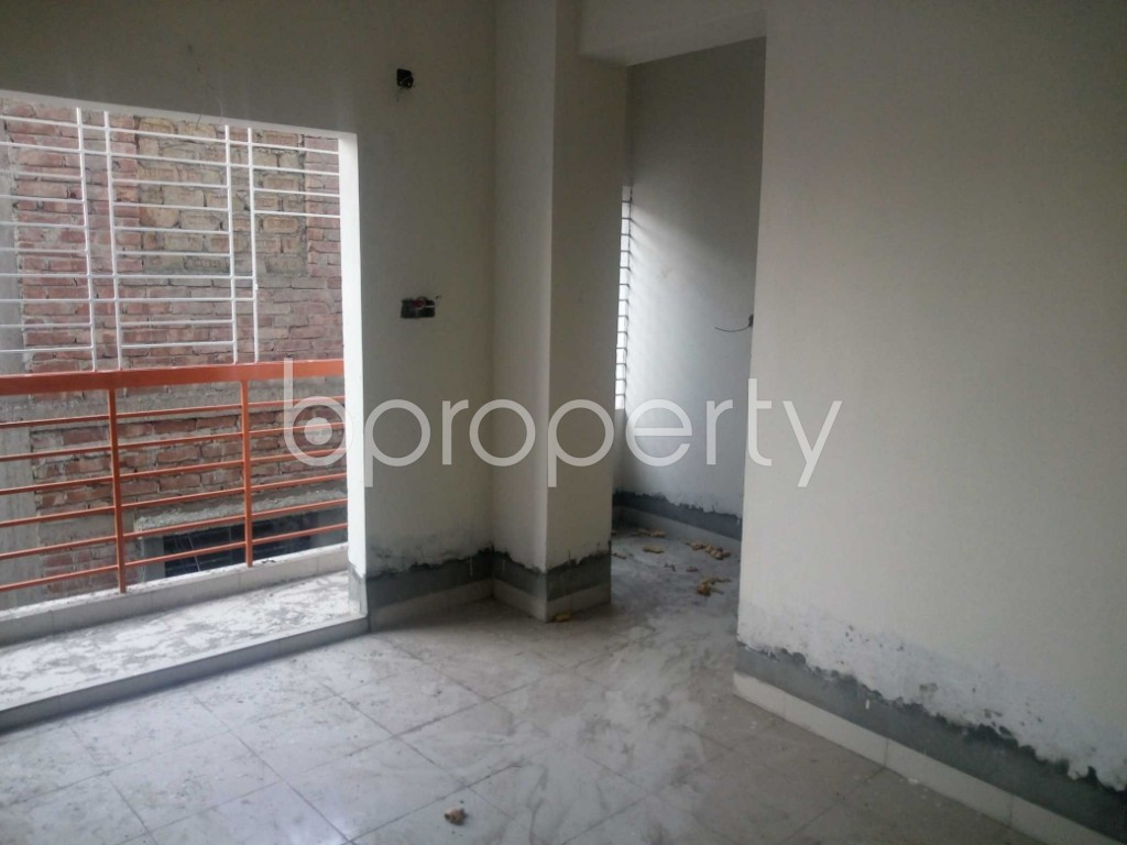 Bedroom - 3 Bed Apartment for Sale in Badda, Dhaka - 1844175