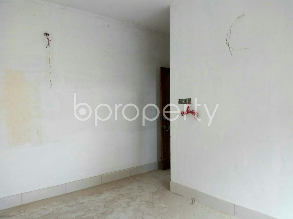 Bedroom - 3 Bed Apartment for Sale in Jhautola, Cumilla - 1844235