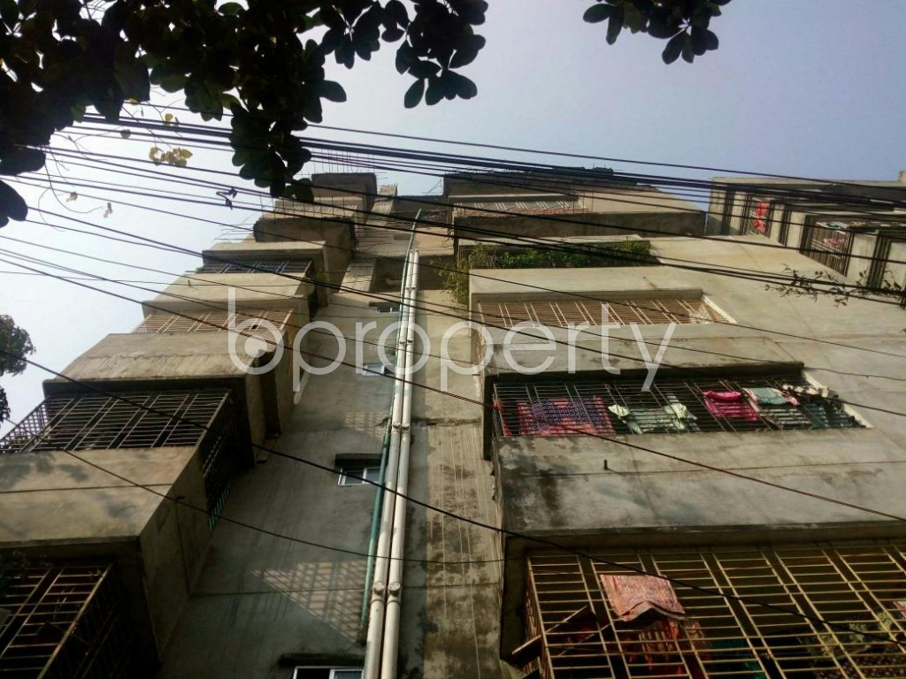 Front view - 2 Bed Apartment to Rent in Shasongacha, Cumilla - 1844566