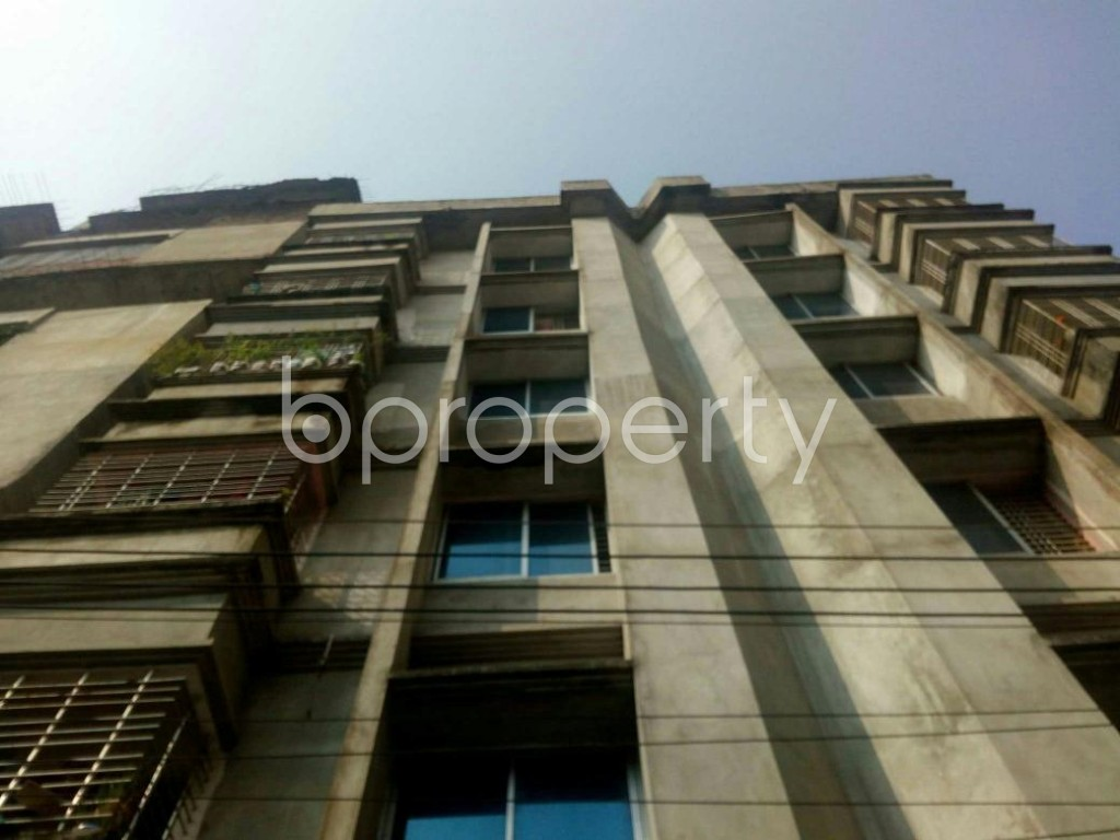 Front view - 3 Bed Apartment to Rent in Shasongacha, Cumilla - 1844585