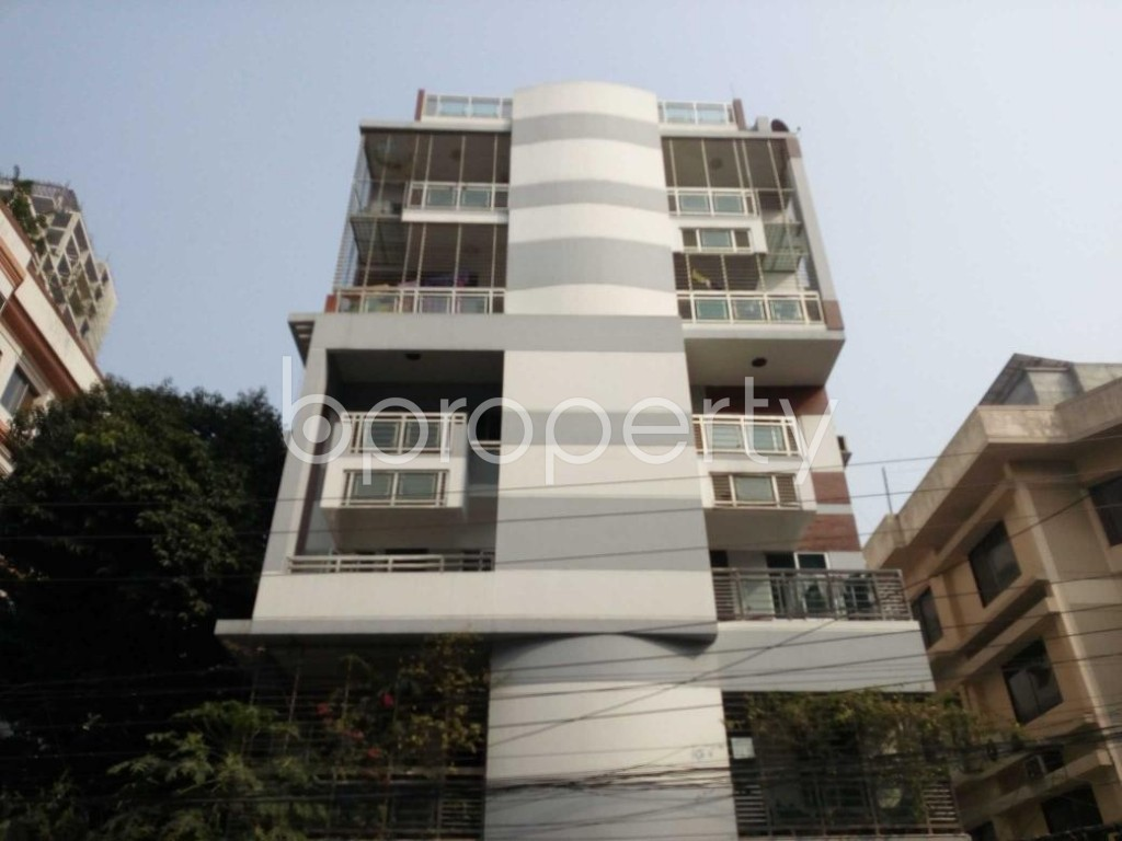 Front view - 3 Bed Apartment to Rent in Gulshan, Dhaka - 1844547