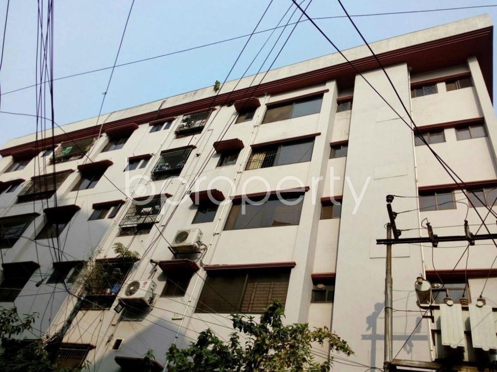 Outside view - 2 Bed Apartment to Rent in Lalmatia, Dhaka - 1844782
