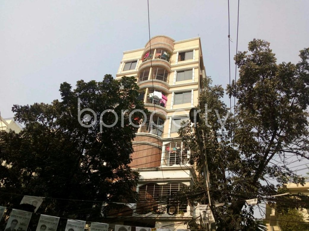 Outside view - 3 Bed Apartment for Sale in Dhanmondi, Dhaka - 1845071