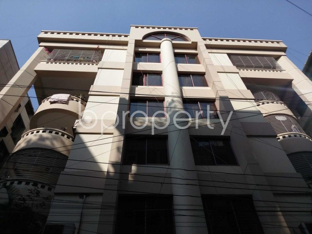 Front view - 4 Bed Apartment to Rent in Gulshan, Dhaka - 1845069