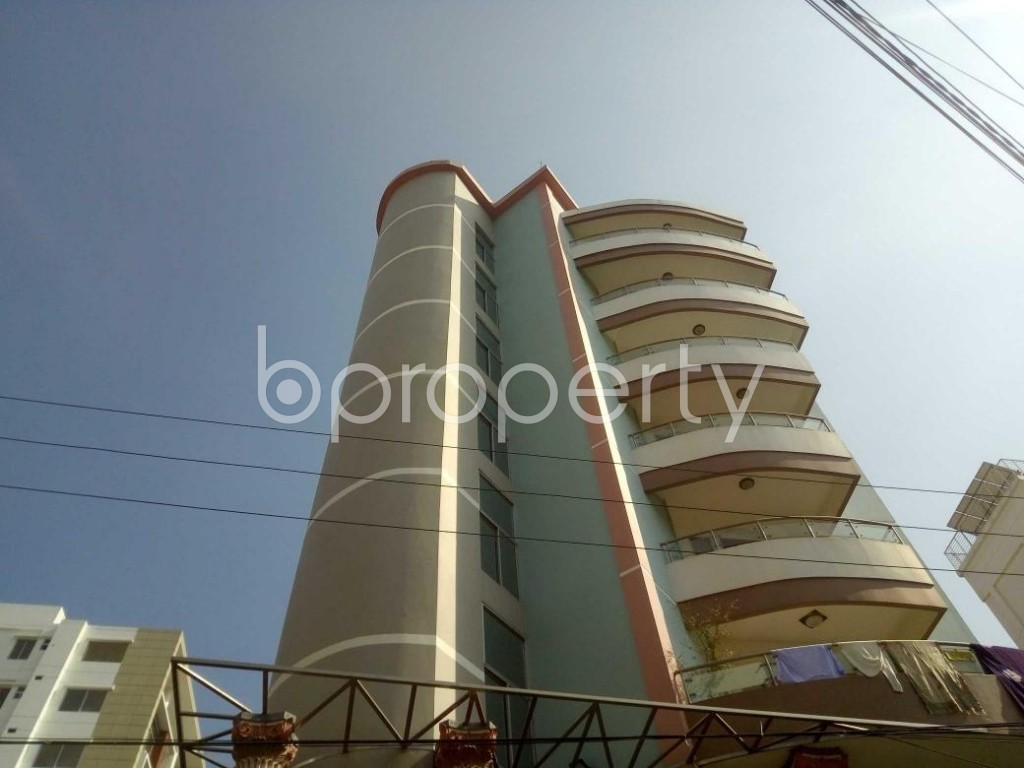 Front view - 3 Bed Apartment to Rent in Baridhara, Dhaka - 1845272