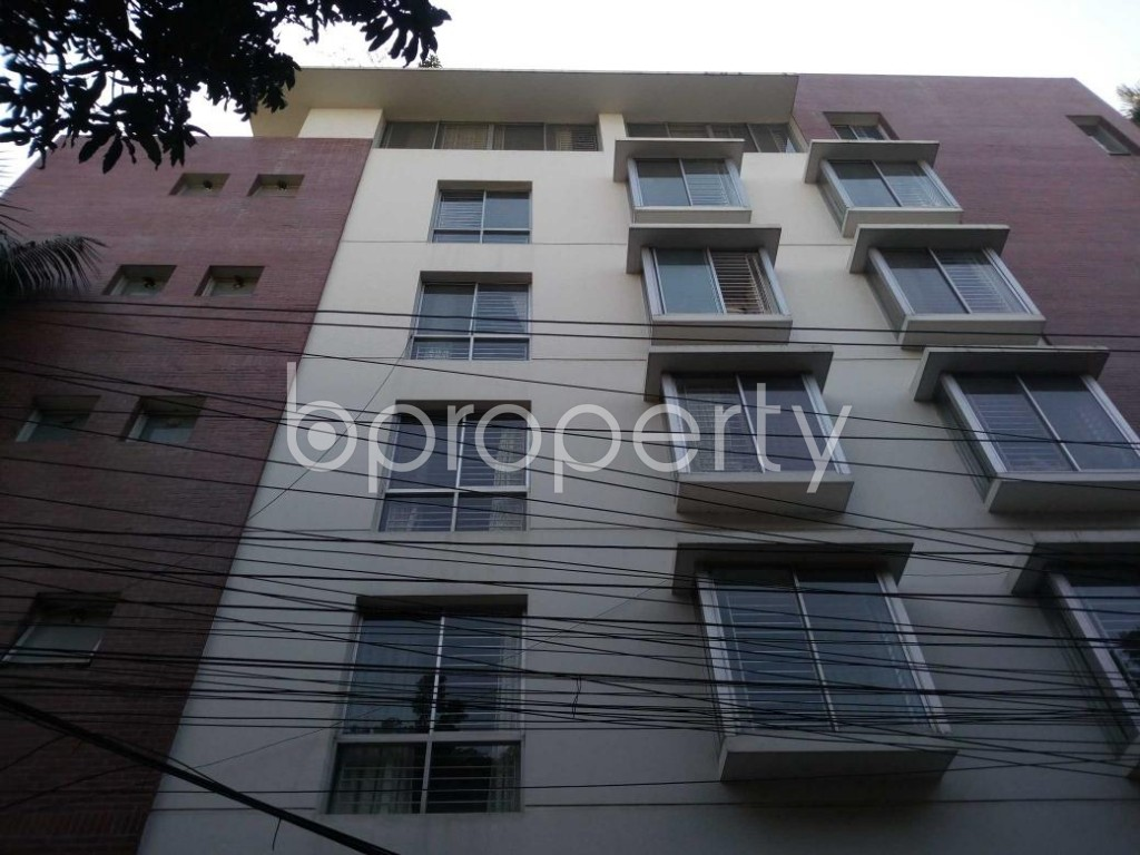 Front view - 3 Bed Apartment to Rent in Gulshan, Dhaka - 1845434
